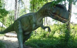 dinozaury wyczieczka do zatoru