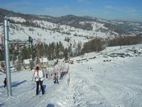 zawoja góry narty