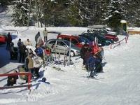 zdjecia z wyciagu narciarskiego zawoja