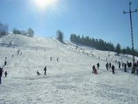 Wyciag narciarski Wojtek
